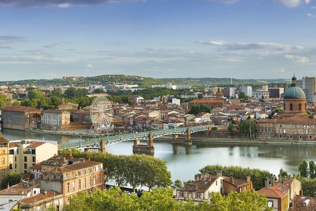 20sites à voir à Toulouse