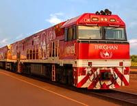 Les trains de l'extrême *2016 : Le Ghan