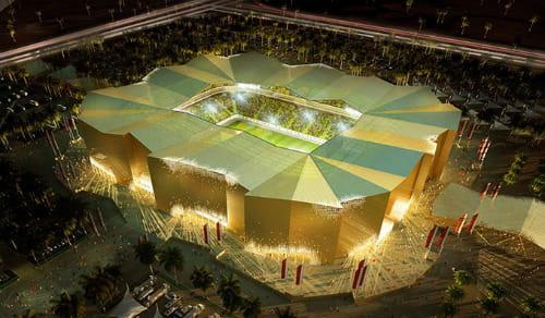 Les stades de la coupe du monde 2022 au qatar - Stade coupe du monde 2022 ...