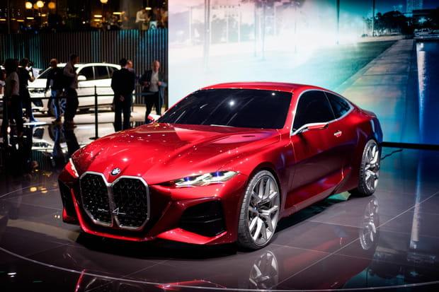 Un concept surprise chez BMW au Salon de Francfort