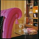 Le Jardin des Remparts  - Salon Bar'rock -   © Eliophot-Aix en Provence