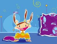 Mila raconte 1001 histoires : Lison, la petite ogresse !