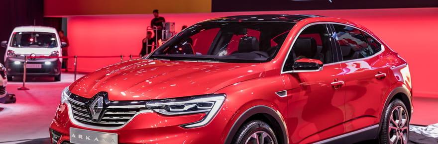 Renault Arkana: le SUV coupé français présenté, les photos et le prix