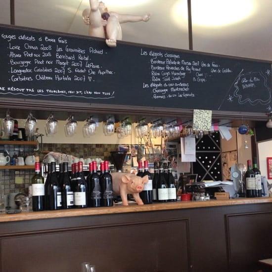 Restaurant : Desvouges