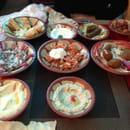 Plat : Falafel Byblos
