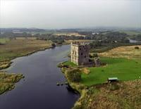 Vues d'en haut : A la frontière écossaise