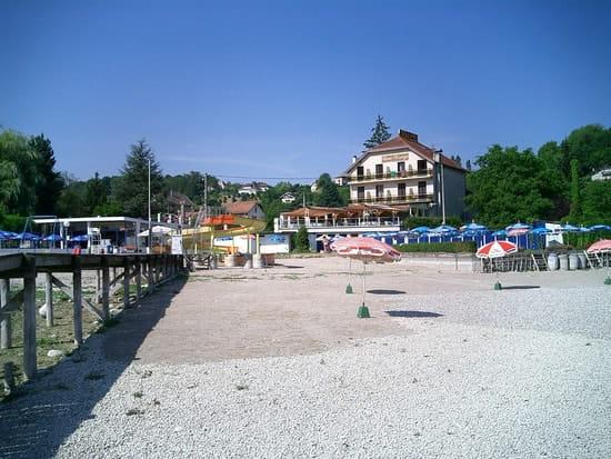 Hôtel Beau Rivage  - Au bord du lac de Paladru -
