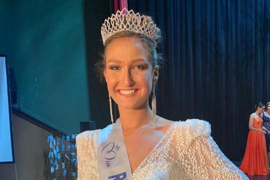 Miss Rhône Alpes: qui est Anaïs Roux, candidate pour Miss France 2021?