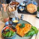 Plat : BCBG Gourmet  - POULET CROUSTILLANT AUX CÉRÉALES -   © BCBG