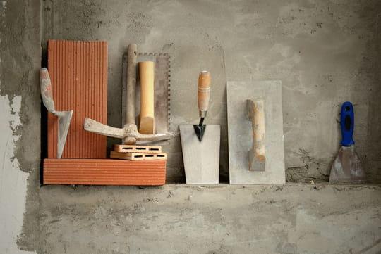 liste des outils du ma on. Black Bedroom Furniture Sets. Home Design Ideas