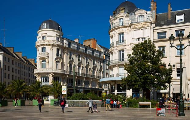 Résultat élection européenne Orléans