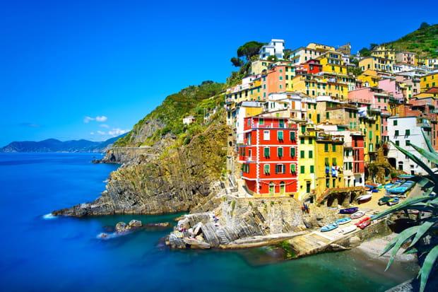 Les Cinque Terre, en Italie