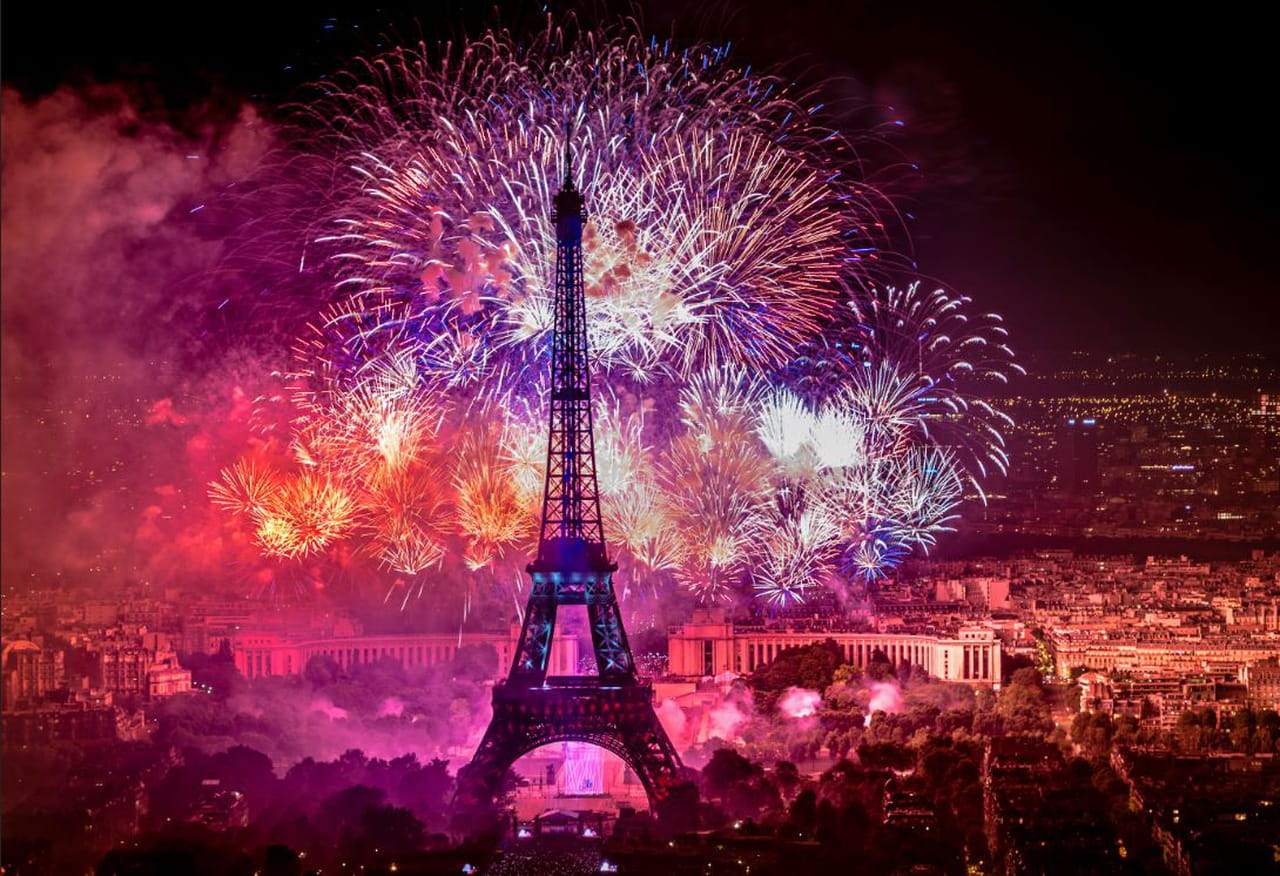 Feu d'artifice: où voir celui du 14juillet à Paris, Lyon, Marseille?