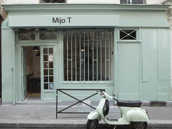 Restaurant : Mijo T  - Façade -   © 2017