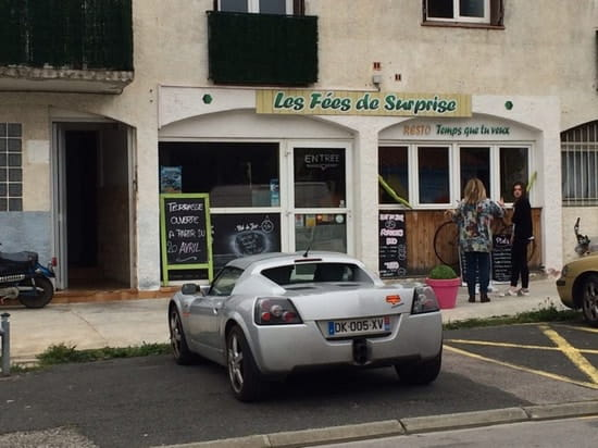 Restaurant : Les fées de surprise  - Paye pas de mine mais... -