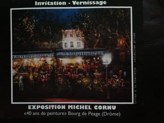La Charrette  - Tableau de la terrasse -   © clemvint6@hotmail.fr