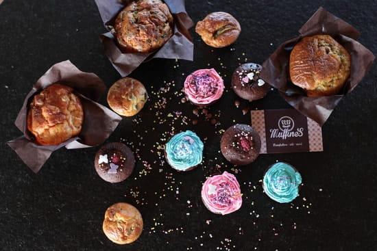 Muffines  - Muffins salés ou sucrés -   © Valérie Labadie