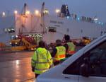 Hambourg, port sous haute sécurité