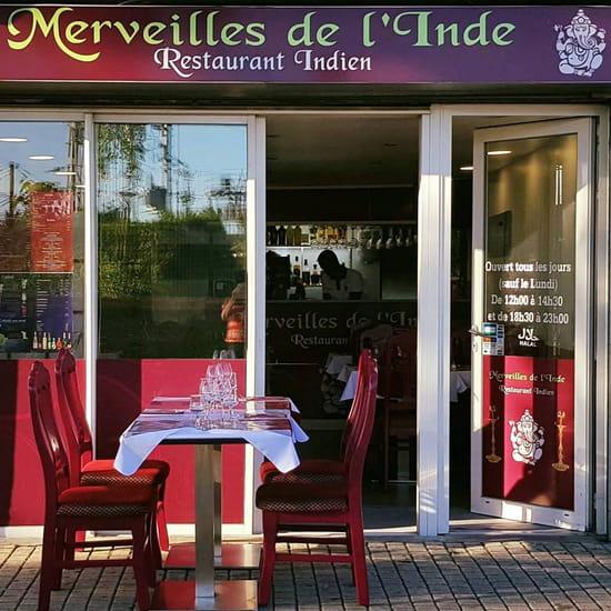 Restaurant : Merveilles de l'Inde   © MERVEILLES DE L'INDE