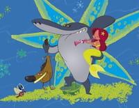 Zig & Sharko : Un fantôme encombrant