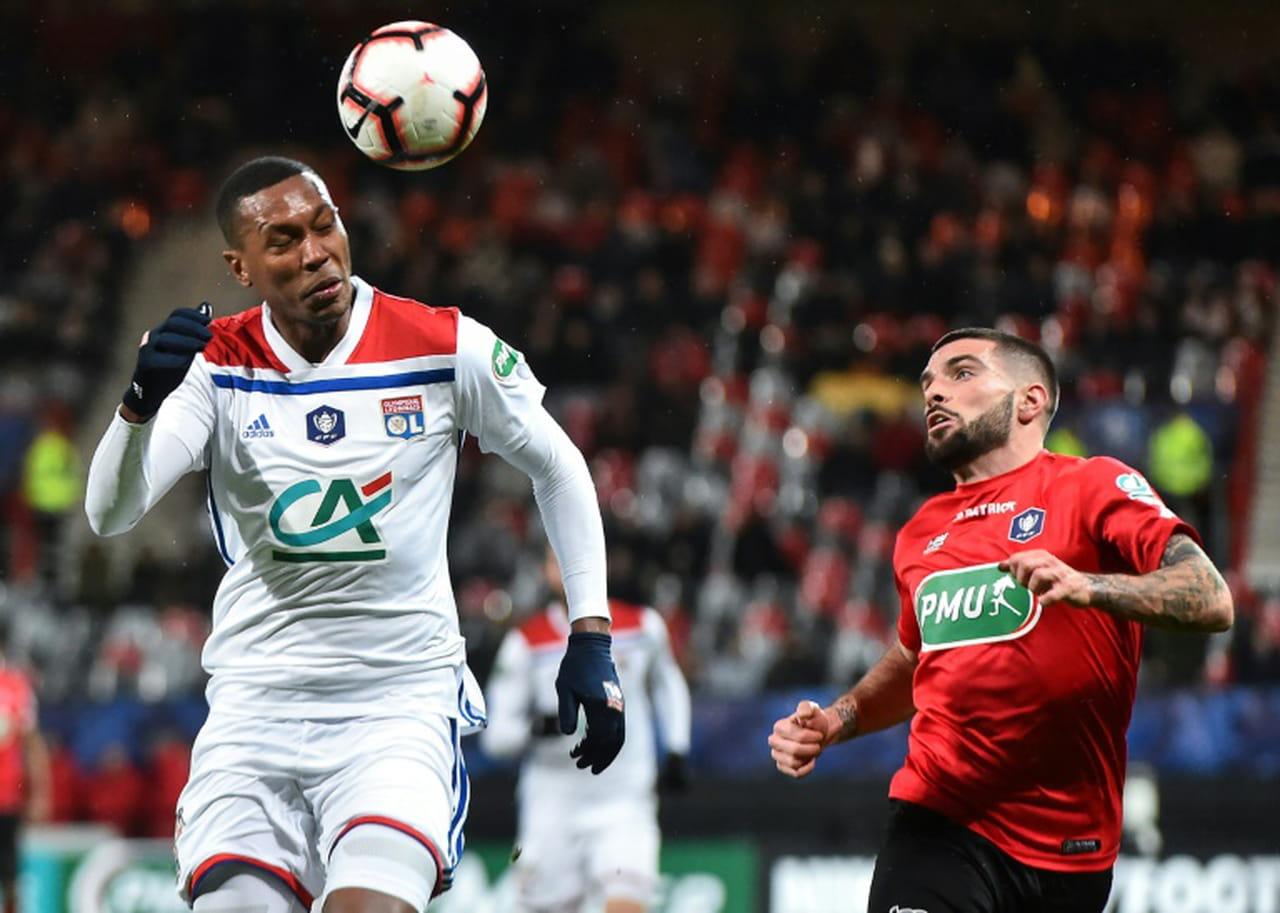 Coupe de France: Lyon s'offre un quart sans forcer