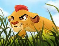 La garde du Roi lion : Le petit gecko