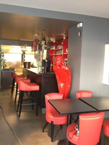 La Pastachuta  - l interieur du restaurant -   © odile  besnard