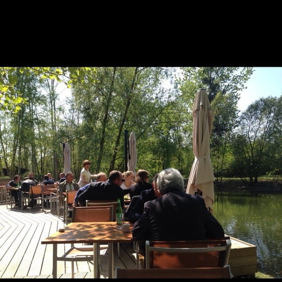 Restaurant : Les Etangs de l'Abbaye