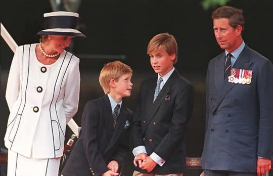 Avec Charles et leurs enfants