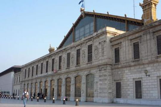 Marseille: àSaint-Charles, le Wifi c'estgratuit