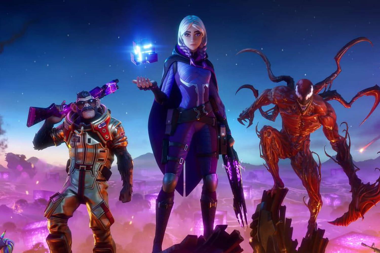 Fortnite: Epic Games penserait à adapter son jeu en film