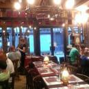 Restaurant : Le Grill Saint Jean  - Salle du restaurant -