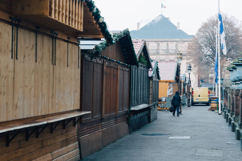 Le marché de Noël de Strasbourgannulé, le OFF maintenu en digital