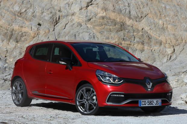 1ère: Renault Clio 4