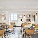 Restaurant : Sixty-two  - LE RESTAURANT. Ambiance galerie d'art... -   © Franck Sonnet