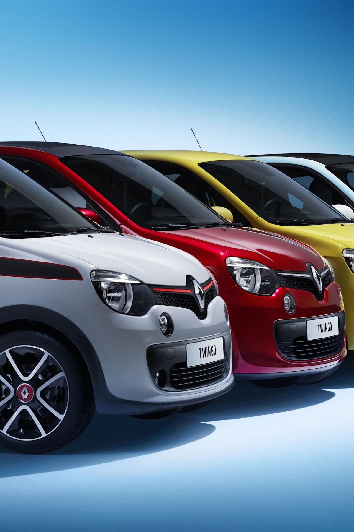 Renault Twingo 99 Euros Par Mois