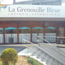 A La Grenouille Bleue  - creperie -   © Mary-Frances Doherty
