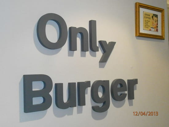 Only Burger  - Only Burger -