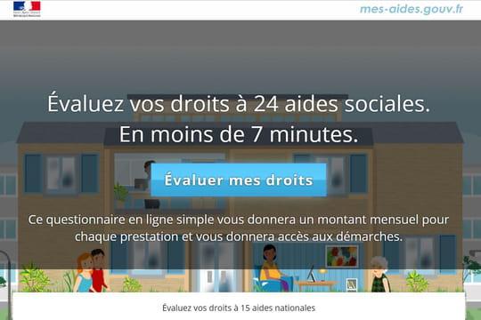 Mes aides: le nouveau simulateur pour calculer les aides sociales auxquelles vous pouvez prétendre
