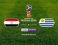 Football - Egypte / Uruguay