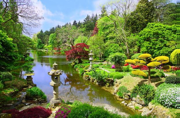 Le parc oriental de maul vrier for Le jardin oriental de maulevrier