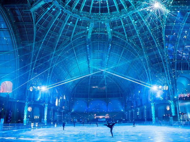 Le Grand Palais des Glaces en images