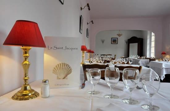 Le Relais Saint Jacques de Compostelle  - Restaurant -   © derrien philippe
