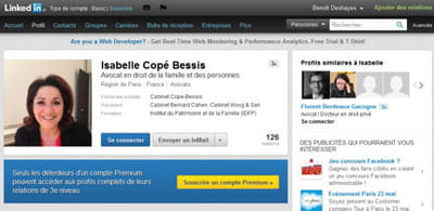 isabelle cope bessis