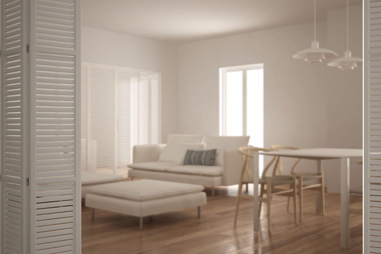Porte De Chambre Avec Vitre porte accordéon : comment bien la choisir et l'installer