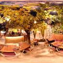 Dans le Jardin des Alpes  - La salle principal au grand angle -   © Guillaume Ratel