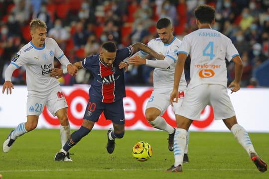 PSG - OM: un but, une bagarre, Alvaro accusé de racisme... Le résumé du match