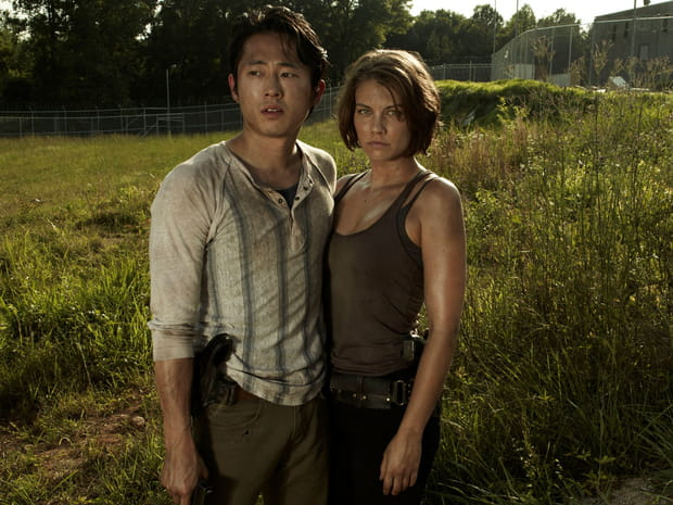 Glenn The Walking Dead: courage, amour, mort... Un parcours semé d'embûches!