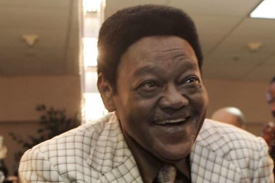 Fats Domino: le chanteur est mort à l'âge de 89ans