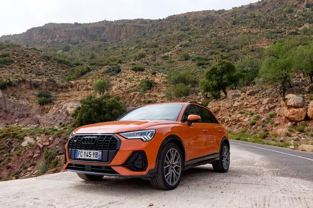 Essai Audi Q3: polyvalent et plus grand, le choix des familles?
